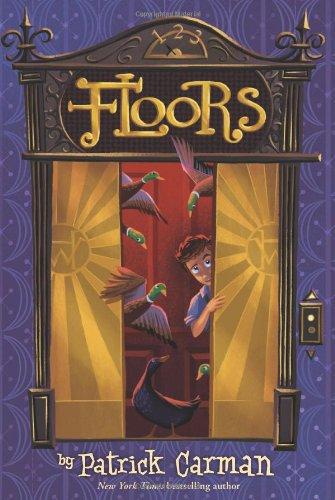 Floors: Book 1: Carman, Patrick