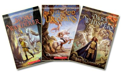 9780545255905: The Unicorn Chronicles Trio: Books 1-3