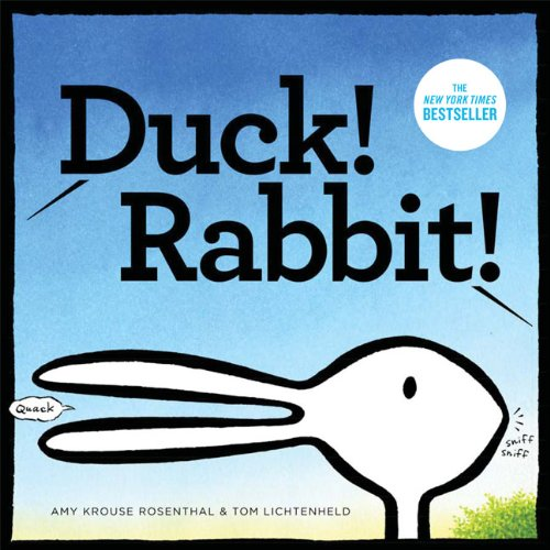 9780545257923: [(Duck! Rabbit! )] [Author: Amy Krouse Rosenthal] [Mar-2009]