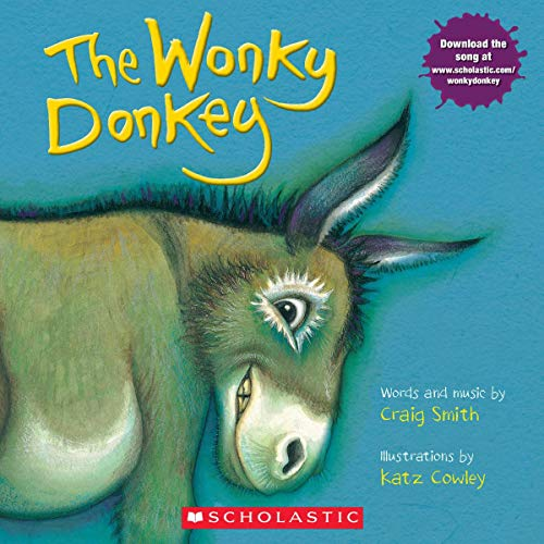 9780545261241: The Wonky Donkey