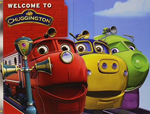 9780545261302: Chuggington: Welcome to Chuggington (Chuggington Board Books)