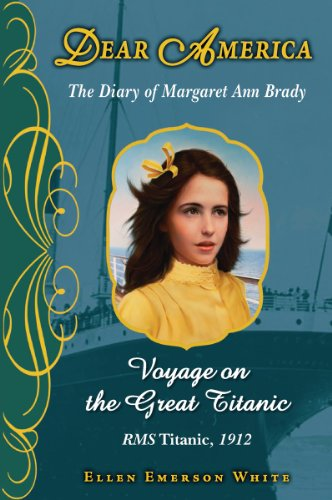 9780545262354: Dear America: Voyage On The Great Titanic - Library Edition