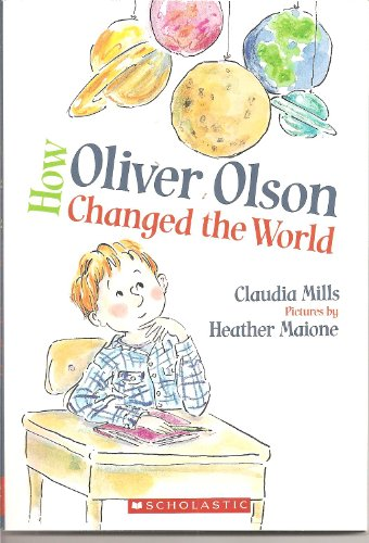 9780545264853: How Oliver Olson Changed the World