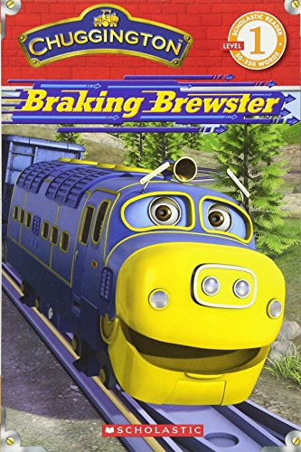 9780545266321: Chuggington: Braking Brewster (Scholastic Readers)