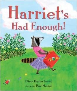 9780545266970: Harriet's Had Enough!