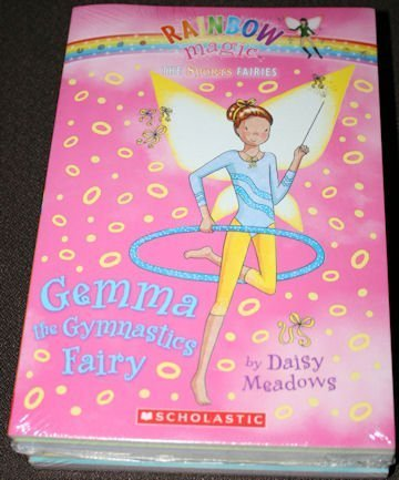 9780545267229: The Sports Fairies Complete Set, Books 1-7: Helena the Horse-Riding Fairy, Stacey the Soccer Fairy, Zoe the Skating Fairy, Brittany the Basketball Fairy, Samantha the Swimming Fairy, Alice the Tennis