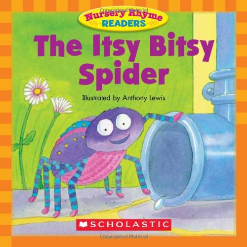9780545267755: The Itsy Bitsy Spider (Nursery Rhyme Readers)