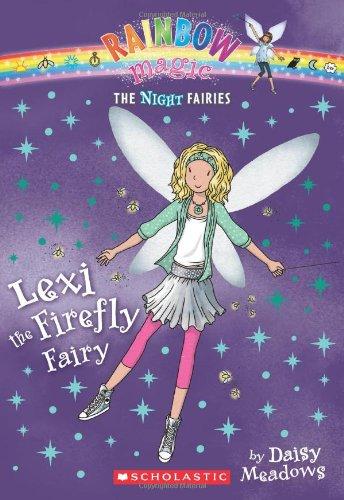 9780545270458: Lexi the Firefly Fairy (Rainbow Magic Night Fairies #2)