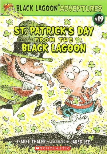 9780545273282: St. Patrick's Day From The Black Lagoon (Black Lagoon Adventures)