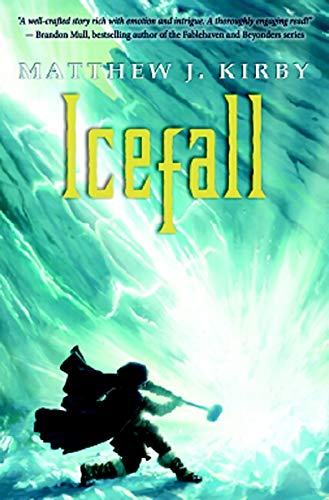 9780545274241: Icefall