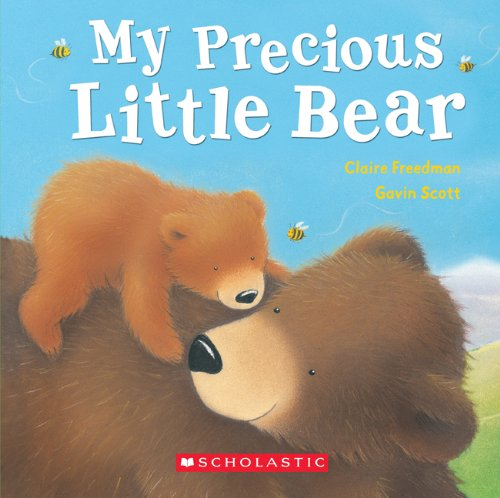 9780545274326: My Precious Little Bear