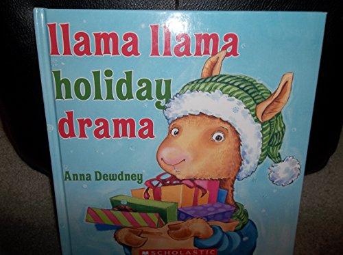 9780545279475: Llama Llama Holiday Drama