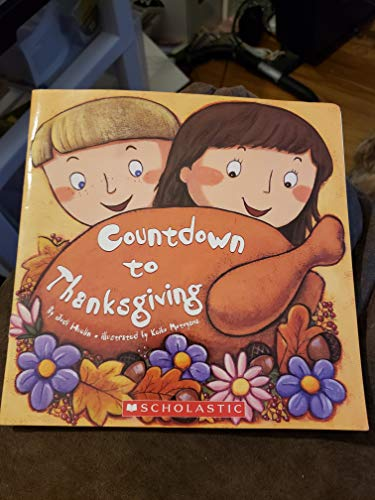 9780545279482: Countdown to Thanksgiving
