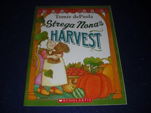 9780545279796: Strega Nona's Harvest