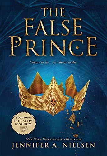 9780545284134: The False Prince