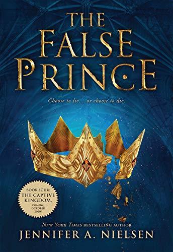 9780545284141: The False Prince (Ascendance Trilogy)