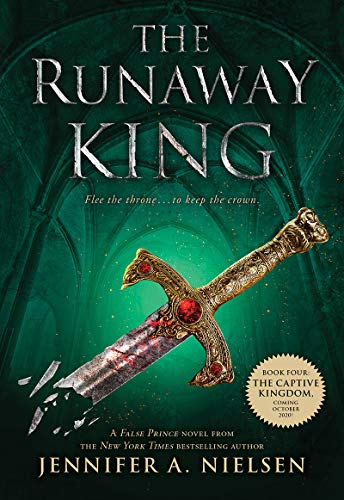9780545284165: The Runaway King (Ascendance Trilogy)