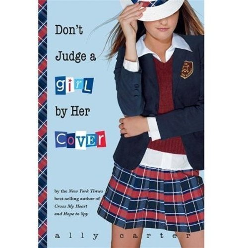 9780545284332: Don't Judge A Girl By Her Cover