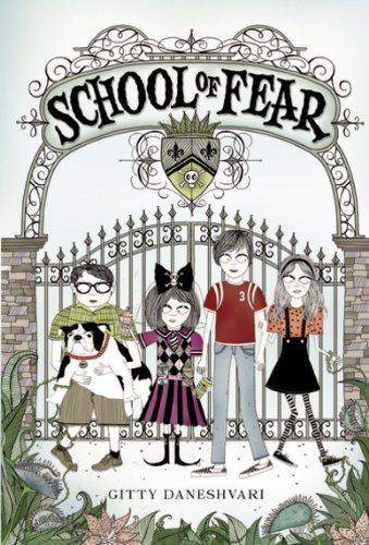 9780545284400: School of Fear