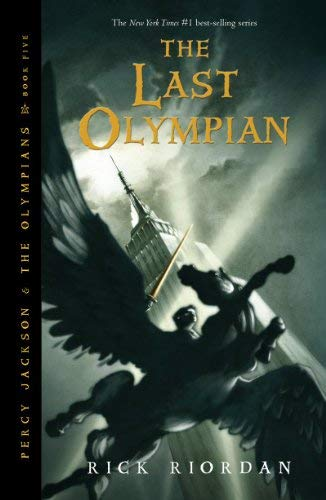 9780545286671: The Last Olympian (Percy Jackson & the Olympians, Volume 5)