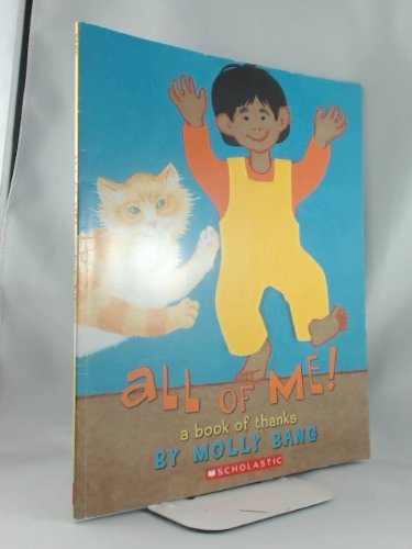 9780545287999: All of Me! A Book of Thanks!
