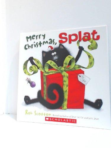 9780545288019: Merry Christmas, Splat!