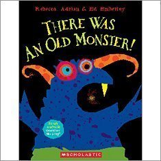 9780545288859: There Was an Old Monster!