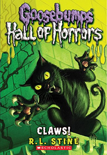 9780545289337: Goosebumps Hall of Horrors #1: Claws!