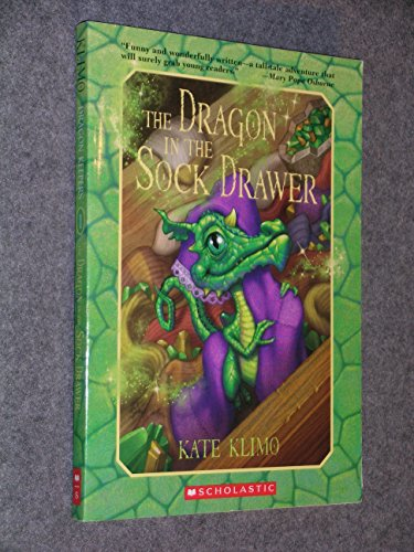 9780545289894: The Dragon in the Sock Drawer