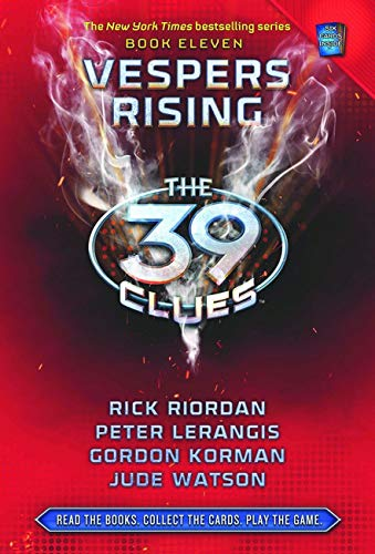 9780545290593: Vespers Rising (The 39 Clues)