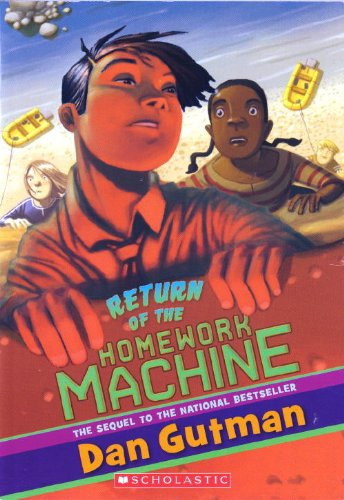 9780545292443: Return of the Homework Machine