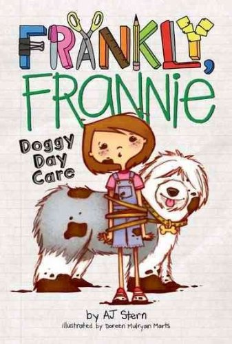9780545292825: Frankly, Frannie Doggy Day Care