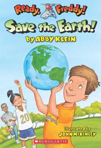 9780545295031: Ready, Freddy! #25: Save the Earth!