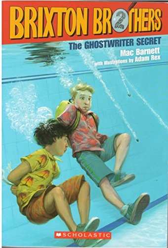 9780545295635: Brixton Brothers-The Ghostwriter Secret (Brixton Brothers)