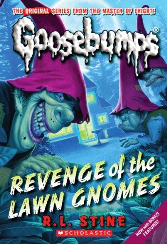 9780545298353: Revenge of the Lawn Gnomes (Classic Goosebumps #19)