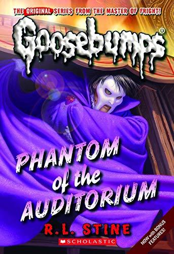 9780545298360: Phantom of the Auditorium (Classic Goosebumps #20)