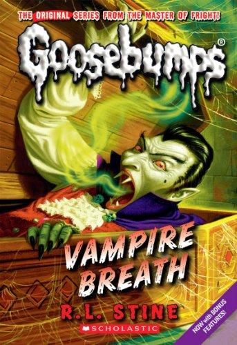 9780545298377: Vampire Breath (Classic Goosebumps #21)