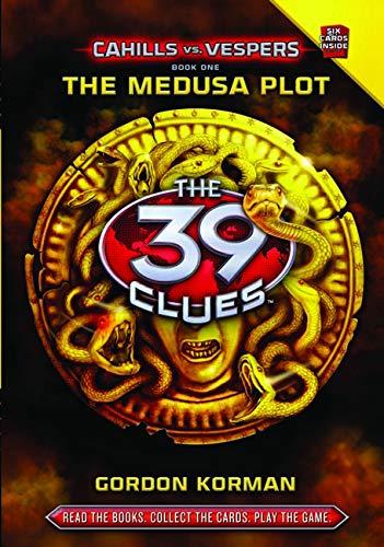 9780545298391: The Medusa Plot (The 39 Clues: Cahills Vs Vespers)