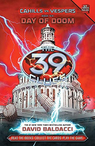 9780545298445: The 39 Clues: Cahills vs. Vespers Book 6: Day of Doom