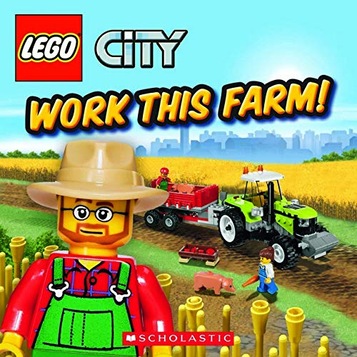 9780545298575: Work This Farm!
