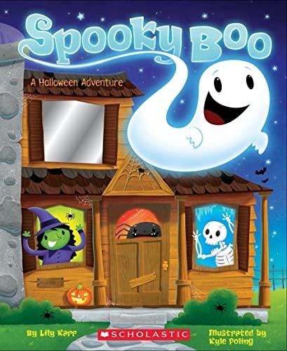 9780545298674: Spooky Boo! A Halloween Adventure