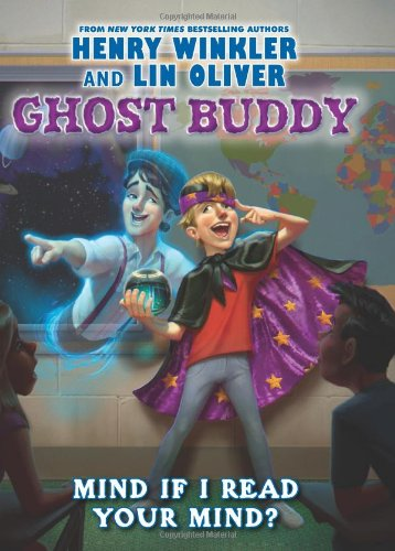 Ghost Buddy #2: Mind If I Read: Winkler, Henry, Oliver,