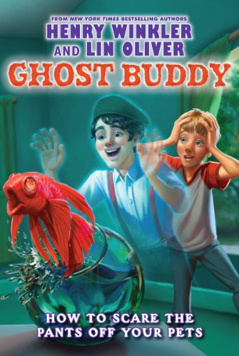 9780545298896: Ghost Buddy #3: How to Scare the Pants Off Your Pets - Library Edition