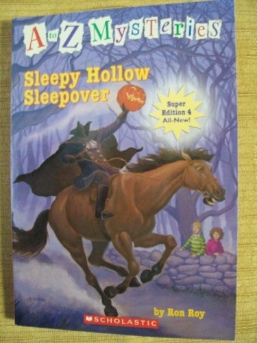9780545299428: Sleepy Hollow Sleepover