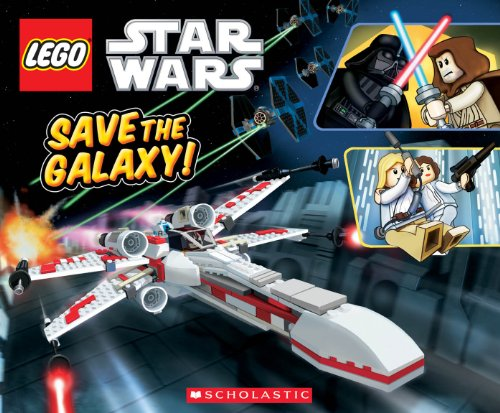 9780545301015: Save the Galaxy! (Lego Star Wars)