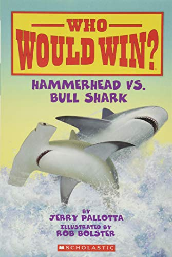 9780545301701: Hammerhead vs. Bull Shark (Who Would Win?)