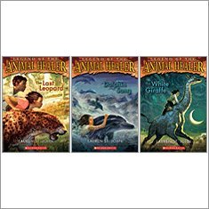 9780545302890: Legend of the Animal Healer, Books 1-3: The White Giraffe, Dolphin Song, and The Last Leopard (3-Book Set)