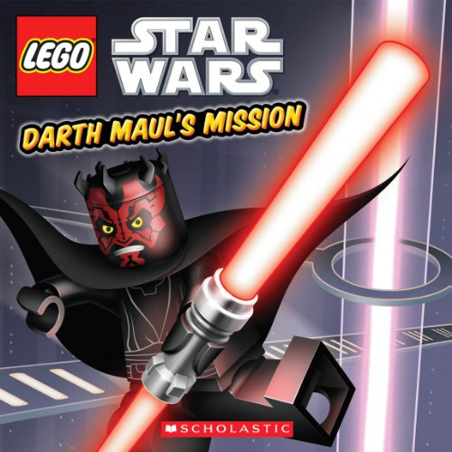 9780545304412: LEGO Star Wars: Darth Maul's Mission (Episode 1)
