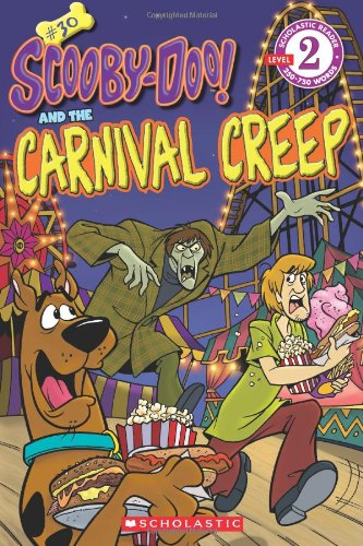 Scooby-Doo Reader #30: Scooby-Doo and the Carnival Creep (Level 2): Sander, Sonia