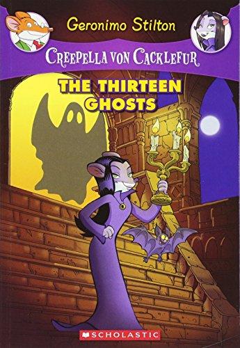 9780545307420: The Thirteen Ghosts
